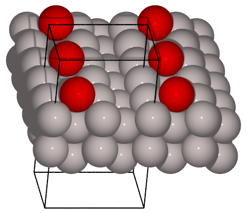 Self-diffusion on the Al(110) surface (NEB + Dimer method exercise